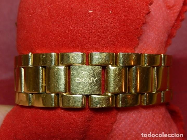Relojes: Reloj Donna Karan New York. Quartz. - Foto 8 - 175948732