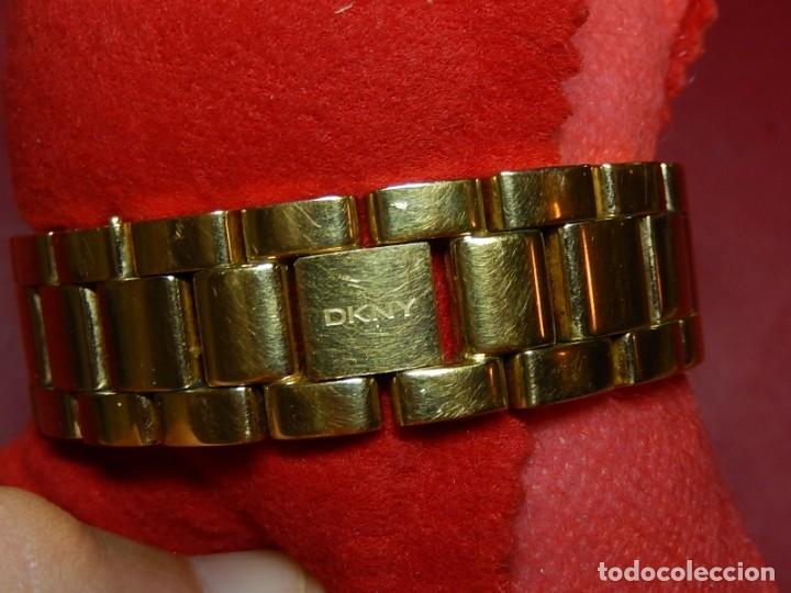 Relojes: Reloj Donna Karan New York. Quartz. - Foto 11 - 175948732