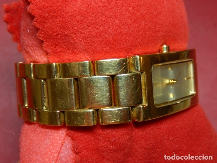 Relojes: Reloj Donna Karan New York. Quartz. - Foto 13 - 175948732