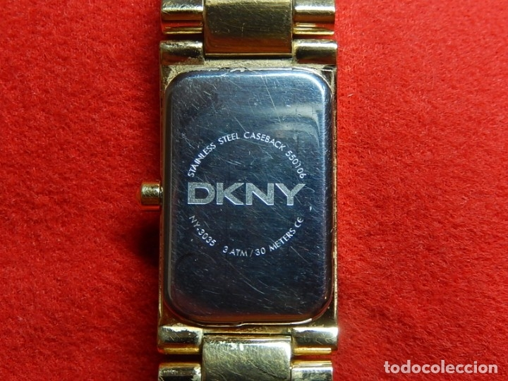 Relojes: Reloj Donna Karan New York. Quartz. - Foto 21 - 175948732