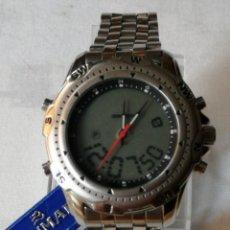 Relojes: RELOJ BLUMAR DIGITAL Y ANALÓGICO .NUEVO STOCK DE ANTIGUA RELOJERÍA.. Lote 176025545