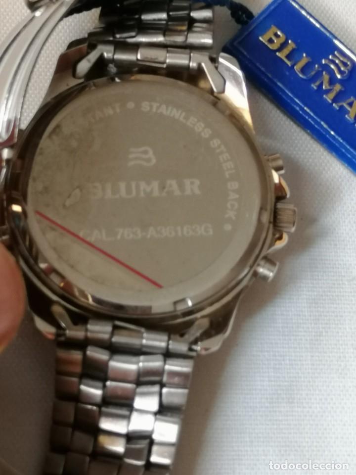 Relojes: RELOJ BLUMAR DIGITAL Y ANALÓGICO .NUEVO STOCK DE ANTIGUA RELOJERÍA. - Foto 4 - 176025545