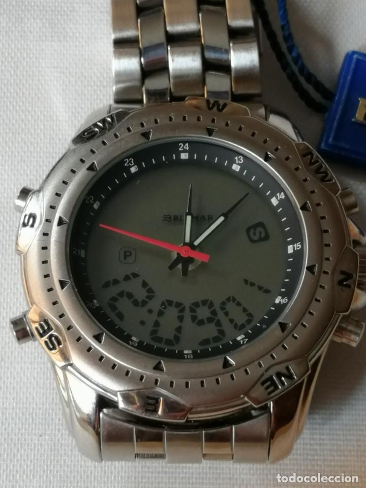 Relojes: RELOJ BLUMAR DIGITAL Y ANALÓGICO .NUEVO STOCK DE ANTIGUA RELOJERÍA. - Foto 5 - 176025545