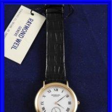 Relojes: RELOJ DE PULSERA RAYMOND WEIL A ESTRENAR. Lote 176119530