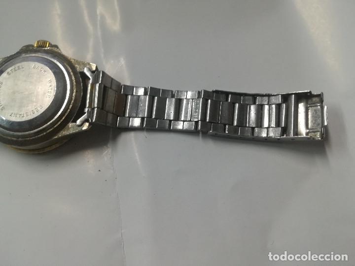 Relojes: RELOJ CUARZO QUARTZ. CORREA ORIGINAL - Foto 4 - 176150140
