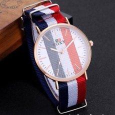 Relojes: RELOJ SOXY ORIGINAL. QUARTZ. NUEVO A ESTRENAR. PRECIO PORTE INCLUIDO.. Lote 176296110