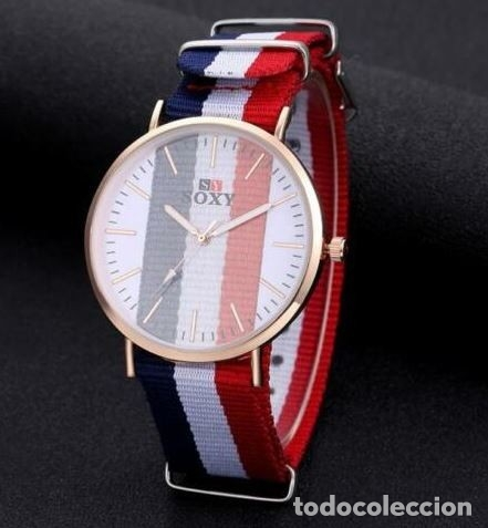 Relojes: Reloj SOXY Original. Quartz. Nuevo a estrenar. Precio porte incluido. - Foto 2 - 176296110