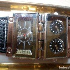 Relojes: RELOJ PULSERA TRI -HORARIO.. Lote 176349988