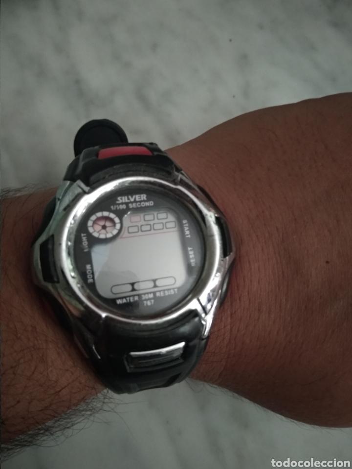 GRAN RELOJ SILVER (Relojes - Relojes Actuales - Otros)