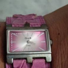 Relojes: GRAN RELOJ MUJER. Lote 176356595