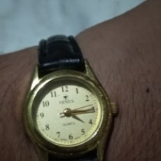 Relojes: ELEGANTE RELOJ MUJER VENUS. Lote 176382470