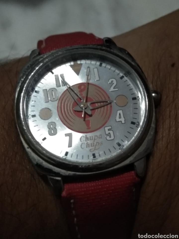 RELOJ CHUPA CHUPS (Relojes - Relojes Actuales - Otros)