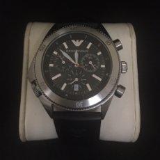 Relojes: EMPORIO ARMANI OROLOGI - AR0548. Lote 176551987