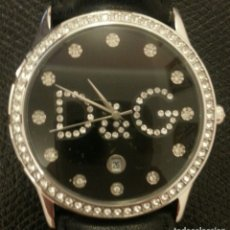 Relojes: RELOJ DE DOLCE & GABBANA (DESCATALOGADO). Lote 176659888