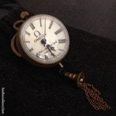Relojes: RELOJ ESFERICO CON MAQUINARIA VISIBLE EN PERFECTO ESTADO. Lote 176750042