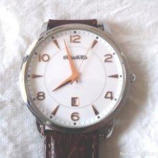 Relojes: RELOJ PULSERA DUWARD CALENDARIO DE CUARZO, FUNCIONA. MED 40 MM SIN CONTAR CORONA. Lote 176956639