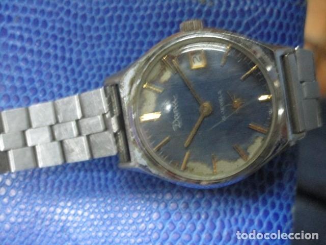 Relojes: DANA PRECIOSO RELOJ ANTIGUO CUERDA Y CALENDARIO NDISTINTO HOMBRE O MUJER FUNCIONA PERFECTO - Foto 8 - 89491964