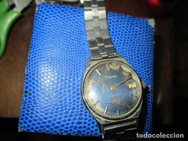 Relojes: DANA PRECIOSO RELOJ ANTIGUO CUERDA Y CALENDARIO NDISTINTO HOMBRE O MUJER FUNCIONA PERFECTO - Foto 9 - 89491964