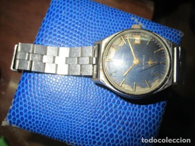 Relojes: DANA PRECIOSO RELOJ ANTIGUO CUERDA Y CALENDARIO NDISTINTO HOMBRE O MUJER FUNCIONA PERFECTO - Foto 10 - 89491964
