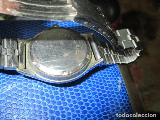Relojes: DANA PRECIOSO RELOJ ANTIGUO CUERDA Y CALENDARIO NDISTINTO HOMBRE O MUJER FUNCIONA PERFECTO - Foto 12 - 89491964