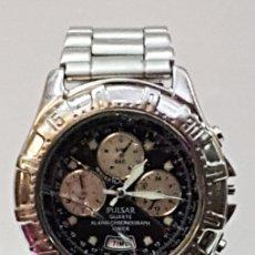 Relojes: RELOJ PULSAR QUARTZ ALARM-CHRONOGRAPH TIMER N945-6B40.. Lote 177189040