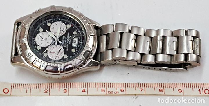 Relojes: Reloj PULSAR QUARTZ ALARM-CHRONOGRAPH TIMER N945-6B40. - Foto 6 - 177189040