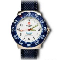 Relojes: RELOJ DE PULSERA ANALÓGICO KONICA SPORT MAQUINARIA MIYOTA (CITIZEN). Lote 177493800