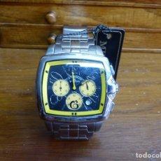 Relojes: MINISTER ACERO CABALLERO, CRONOGRAPH, 2 AÑOS DE GARAN. Lote 177637162