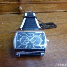 Relojes: MINISTER - ACERO FANTASIA,, 2 AÑOS DE GARANTIA. Lote 177638509