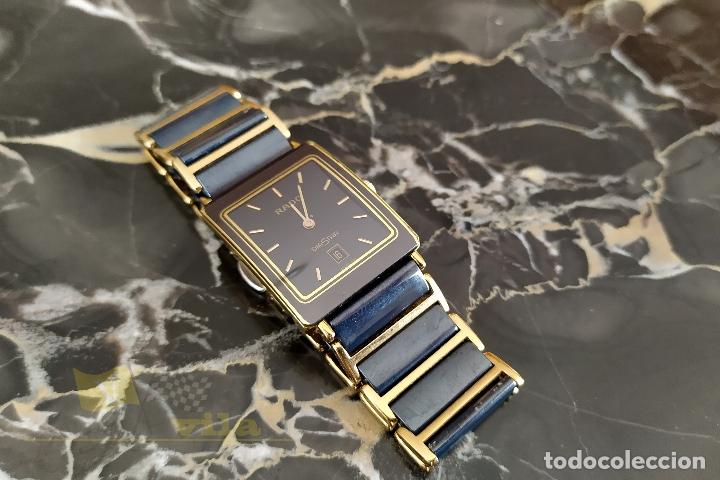 Relojes: Reloj suizo Rado Diastar - con correa de ceramica - Con Pila Nueva - Foto 3 - 237071430