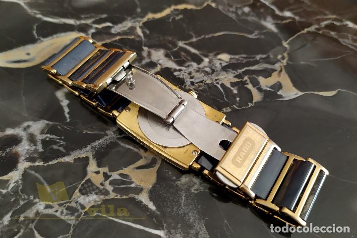 Relojes: Reloj suizo Rado Diastar - con correa de ceramica - Con Pila Nueva - Foto 5 - 237071430