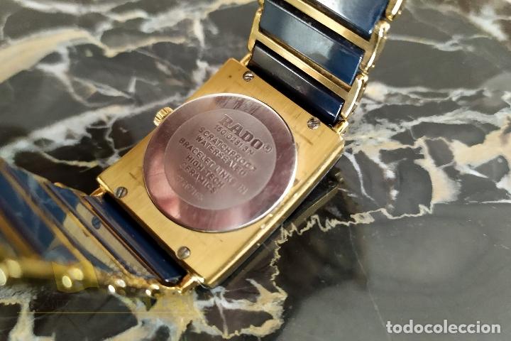 Relojes: Reloj suizo Rado Diastar - con correa de ceramica - Con Pila Nueva - Foto 7 - 237071430
