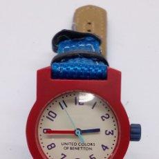 Relojes: RELOJ UNITED COLORS OF BENETTON. Lote 178002827
