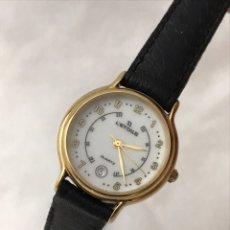 Relojes: RELOJ L'ETOILE CALENDARIO COMO NUEVO. Lote 178731131