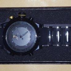 Relojes: RELOJ SHARK DE LA SERIE GOBLIN 2ª GENERACIÓN ANALÓGICO Y DIGITAL DS0131 PRÁCTICAMENTE NUEVO. Lote 178740597