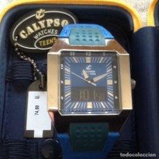 Relojes: RELOJ DE PULSERA CALYPSO ANALOGICO-DIGITAL. Lote 178868000