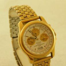 Relojes: PULSAR QUARTZ ALARM CHRONOGRAPH 38MM. Lote 179138462