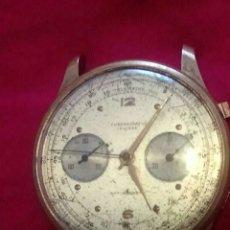Relojes: RELOJ SWISS CHRONOGRAPH. Lote 179380540