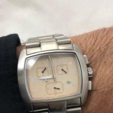 Relojes: RELOJ NICE CRONÓGRAFO ITALY CALENDARIO REF 1601. Lote 179964730