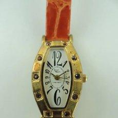 Relojes: ESPLÉNDIDO RELOJ VINTAGE PARA COLECCIÓN, SERIE JEWEL WATCH COLECTION,. Lote 180084415