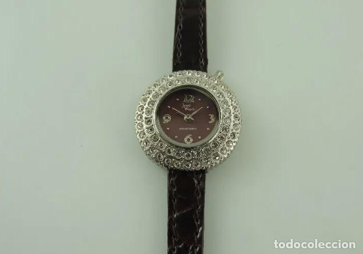 RELOJ DE PULSERA JEWEL WATCH SWISS PARTS (Relojes - Relojes Actuales - Otros)