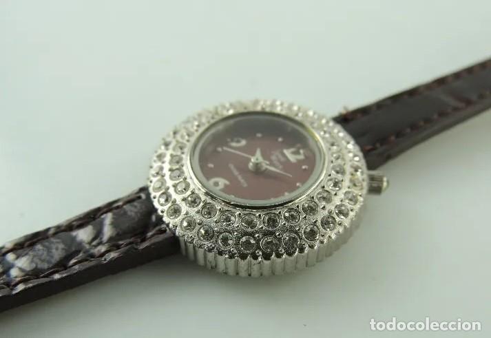 Relojes: RELOJ DE PULSERA JEWEL WATCH SWISS PARTS - Foto 5 - 180097658