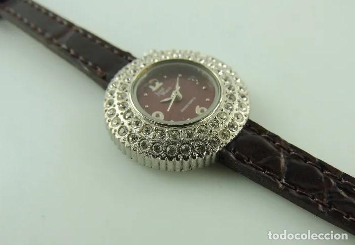 Relojes: RELOJ DE PULSERA JEWEL WATCH SWISS PARTS - Foto 7 - 180097658