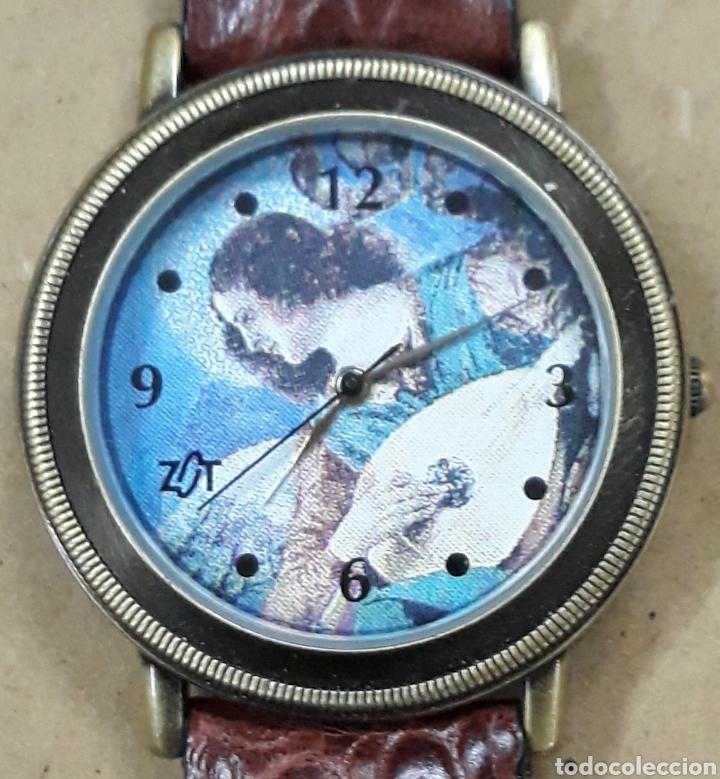 RELOJ ZOT SERIE LIMITADA COLECCION N° 000319 (Relojes - Relojes Actuales - Otros)