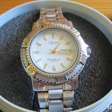 Relojes: RELOJ RADIANT RALLY QUARZO WARTER. Lote 180174512