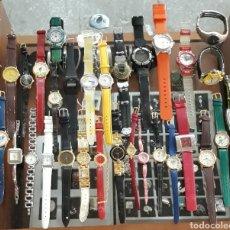 Relojes: LOTE 32 RELOJES. Lote 180183727