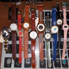 Relojes: INTERESANTE LOTE 10 RELOJES. Lote 180222432