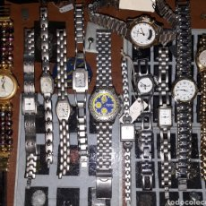 Relojes: INTERESANTE LOTE 12 RELOJES. Lote 180232352