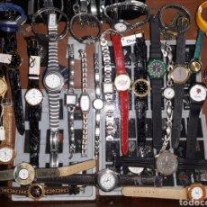 Relojes: INTERESANTE LOTE 32 RELOJES. Lote 180241662