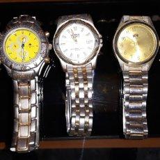 Relojes: LOTE 5 RELOJES. Lote 180248555